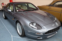 aston martin db7 zagato(0.0), maserati gran sport(0.0), convertible(0.0), automobile(1.0), automotive exterior(1.0), vehicle(1.0), aston martin vantage(1.0), performance car(1.0), automotive design(1.0), aston martin db7(1.0), land vehicle(1.0), luxury vehicle(1.0), coupã©(1.0), supercar(1.0), sports car(1.0),