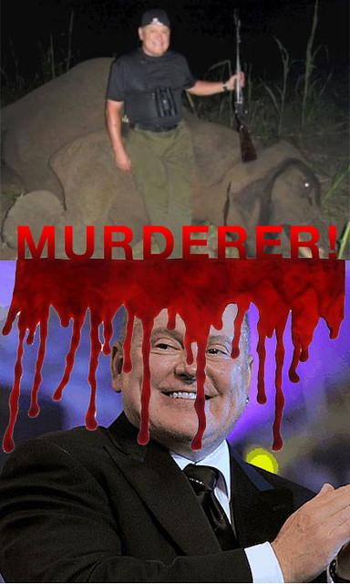 Header of A Murderer