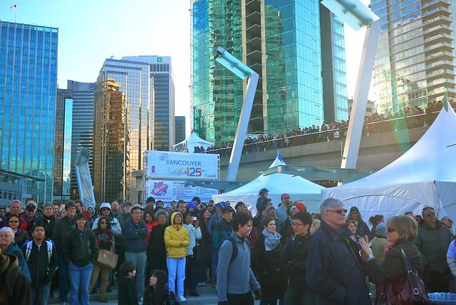 Vancouver 125 | Jack Poole Plaza