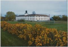 Falstad, murbygningen / Falstad, the brick building