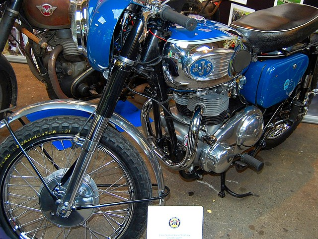 Photo:AJS 650cc TWIN.UK 1961 By ronsaunders47
