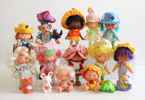 My Strawberry Shortcake Collection — The Dolls | Wendolonia