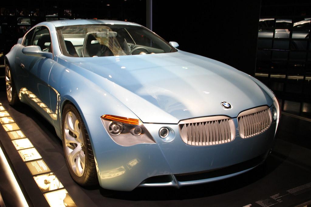 Concept Car BMW Z9 GT