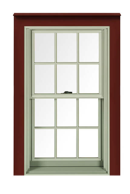 Decorative Window Trim Interior