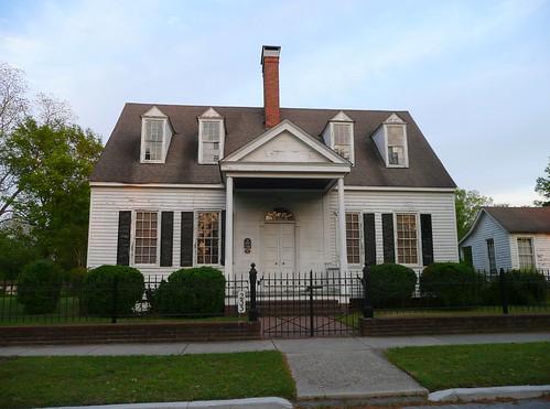 Fayetteville, NC Baker Haigh Nimocks House