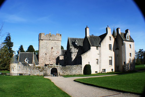 Drum Castle, Scotland