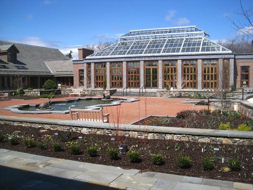 Tower Hill Botanic Garden Vision Garden