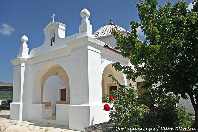 Capela de Nossa Senhora da Vitória - Barro Branco - Portugal