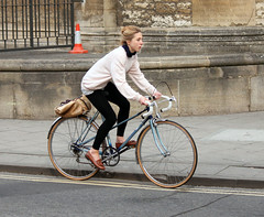 Cycling Oxford
