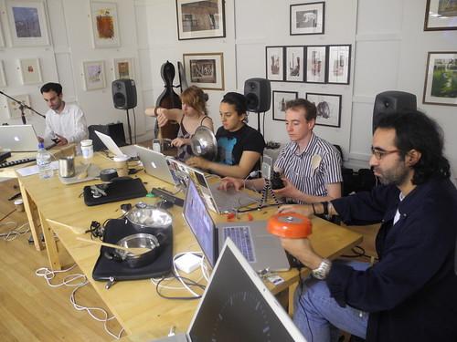 BiLE hack day/rehearsal