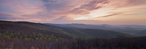 panorama nature sunrise virginia nationalpark nikon outdoor d300 18200mm splitneutraldensity