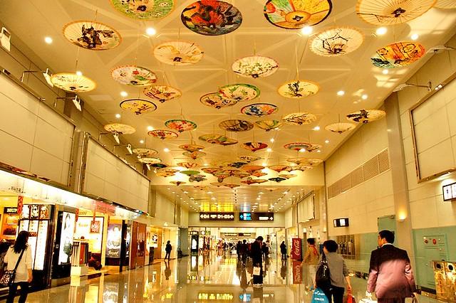 TPE airport
