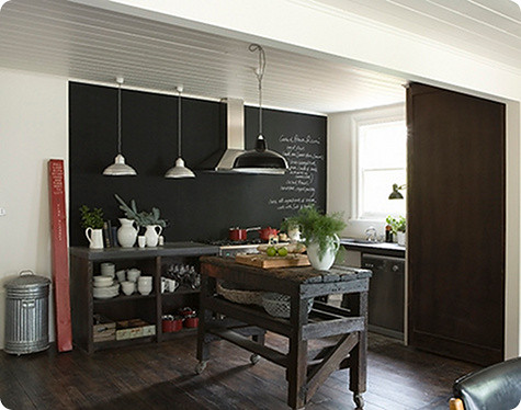 Lynda Gardener Eclectic Vintage Industrial Modern Kitchen Flickr Photo