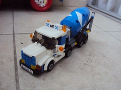 concrete mixer truck custom
