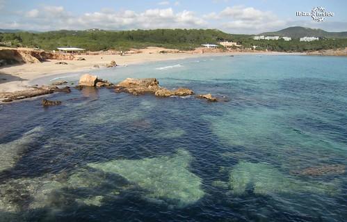Cala-Nova beach-Ibiza