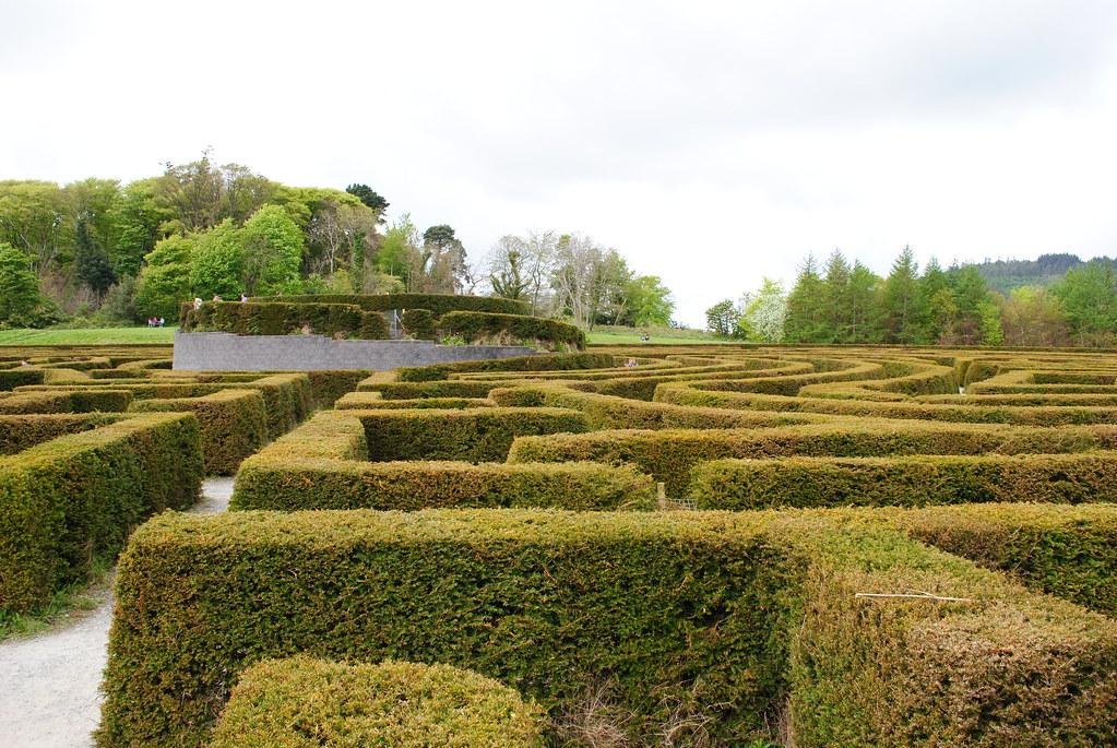 Castlewellan laberinto