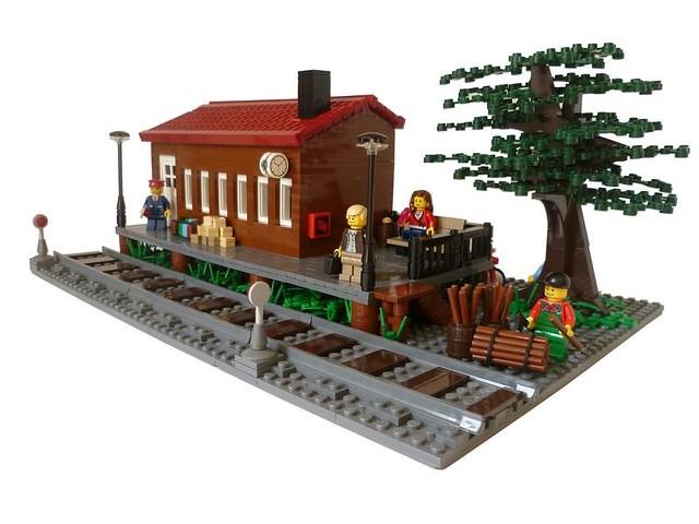 Rural Station - 00