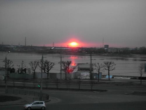 Инопланетное солнце