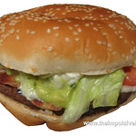 Burger King California Whopper