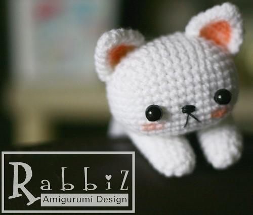 Amigurumi Cat : Amigurumi Drooping Cat Flickr - Photo Sharing!