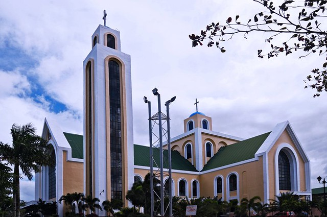 The Basilica of Our Lady of Peñafrancia
