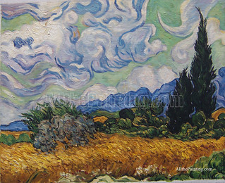 wheat-field-with-cypresses-vincent-van-gogh