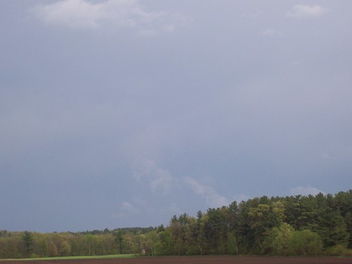 The storm on the horizon