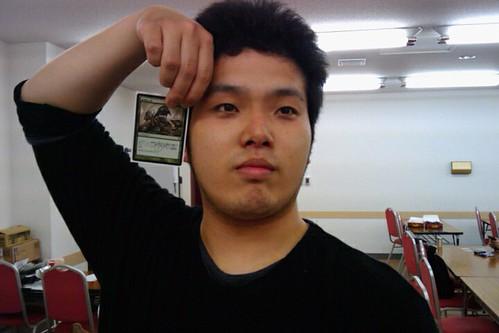 GPC Hiroshima #6 Champion: Hagiwara Noriyuki