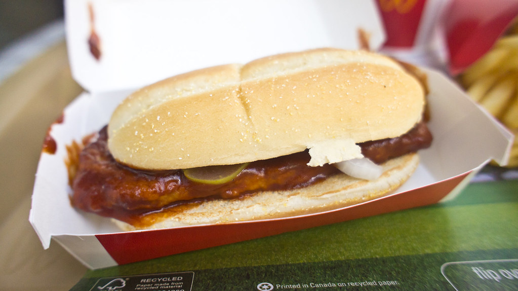 why you should stop hating on the mcdonald s mcrib