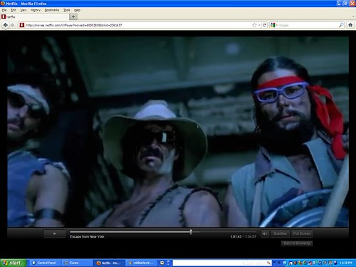 @robblatt was an extra in escape from New York?
