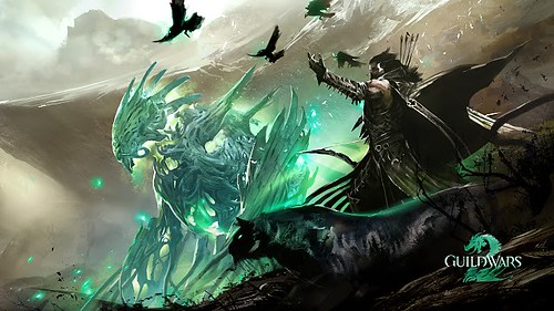 Guild Wars 2: Race Intro Videos Released