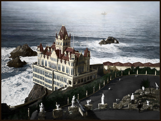 Cliff House #2 c1890