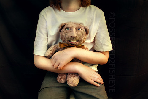 181/365 - let me be your teddy bear