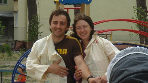 Konstantin, Masha & Evgenij Todorova, Ukrainka, Ukraine
