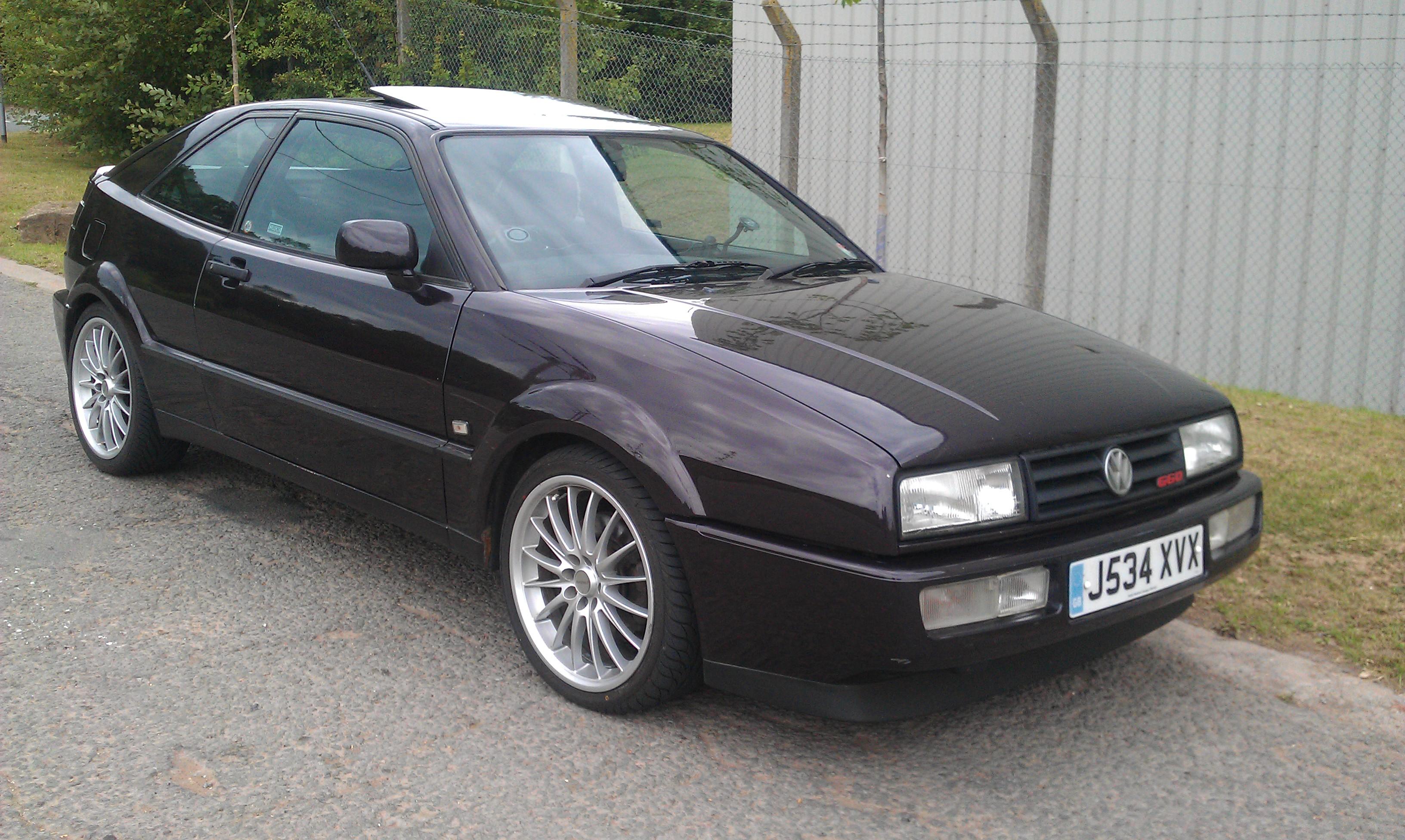 VW Corrado G60 | My new daily driver, sadly I will soon be s… | Flickr - Photo Sharing!