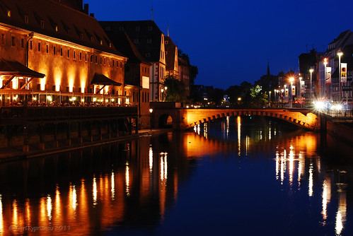 View from a Bridge, Strasbourg