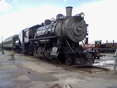Union Pacific 2-8-0 618