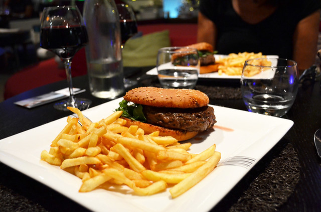 Burger, Marseille, France