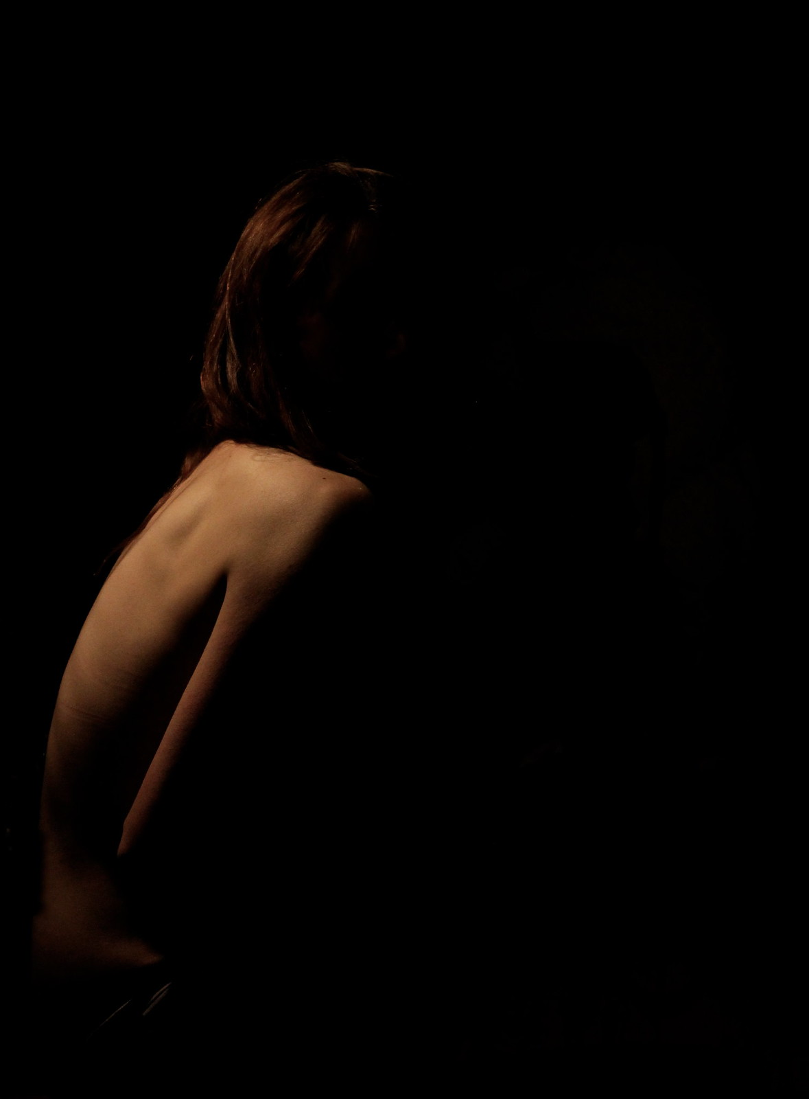 Valentina Duracinsky - Self Portrait