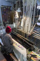 Silk Workshop - Varanasi, India 2011
