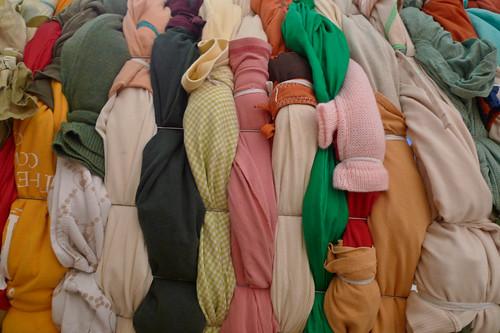Edith Abeyta - Transversal Garment Manifestation No. 1 - detail 1 - Windward School