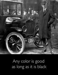 Lecciones de Henry Ford