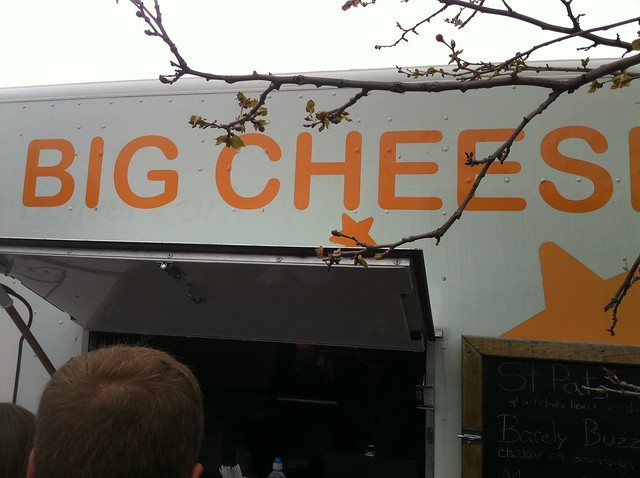 big cheese meaning