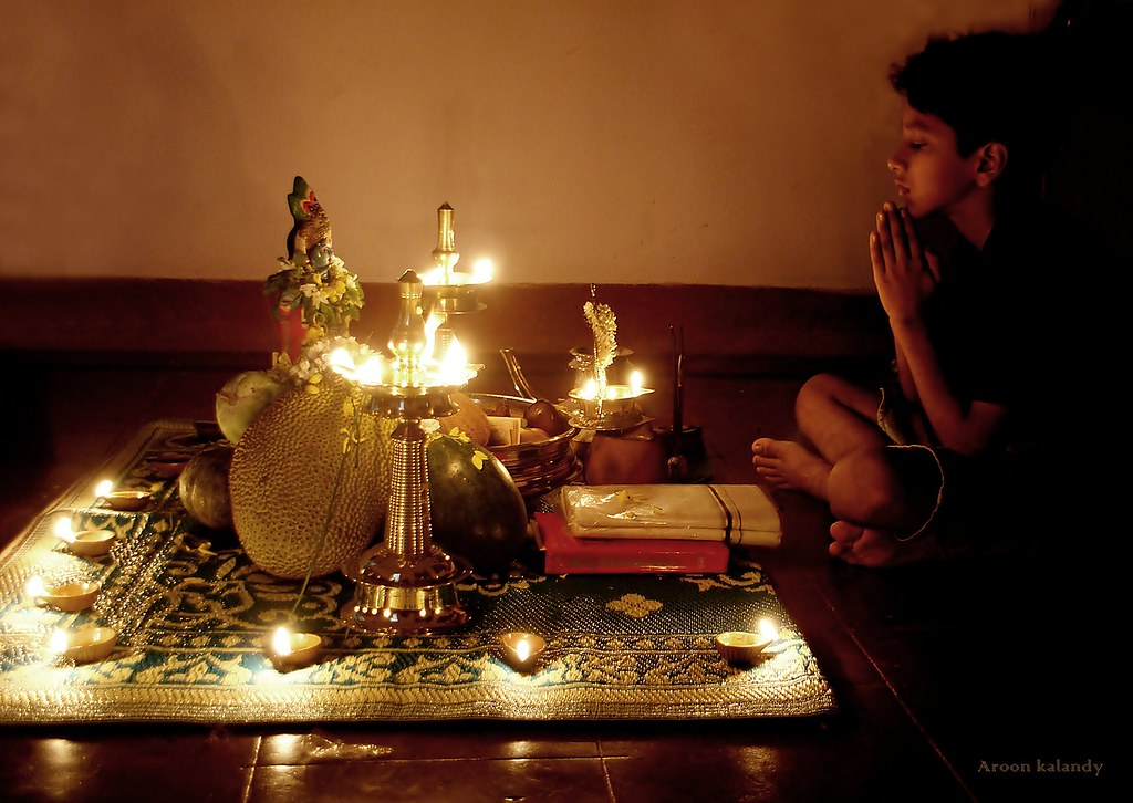 Vishu Kani........ A very Happy Vishu to all.........