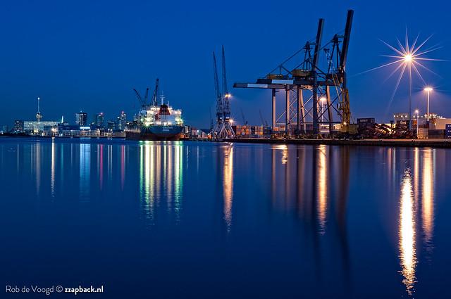 Heijplaat / Waalhaven / Rotterdam
