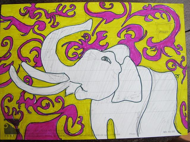 83 - Indian elephant