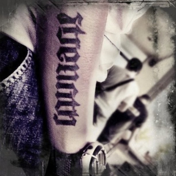 Tattoos That Mean Strength and Courage