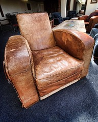 furniture, brown, wood, leather, living room, chair,