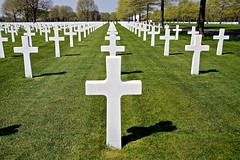 NETHERLANDS US WOII CEMETERY AND MEMORIAL