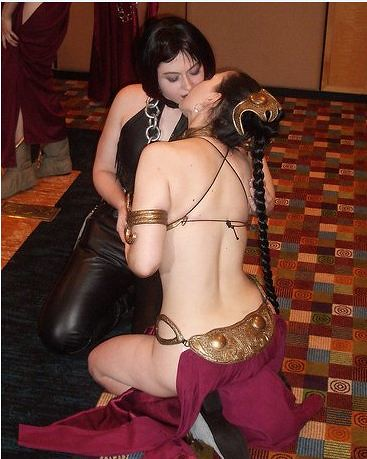 princess leia slave nude lesbians